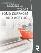 Solid surfaces and acrylic
