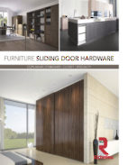 R-STORE Furniture Sliding Door Hardware