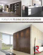 R-RANGEMENT Furniture Sliding Door Hardware