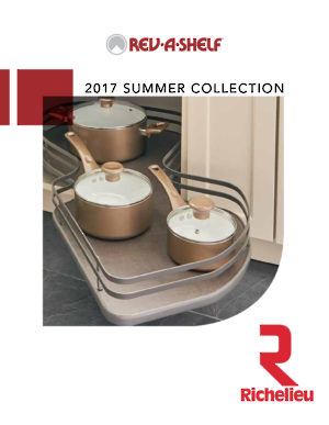 Kitchen Storage | 2017 Summer Collection