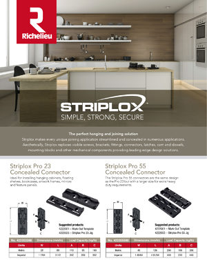 Striplox - The Perfect Joining Solution