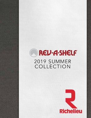 REV-A-SHELF 2019 SUMMER Collection