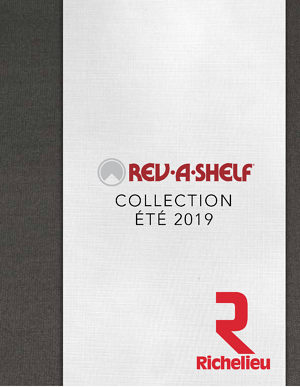 REV-A-SHELF Collection ÉTÉ 2019