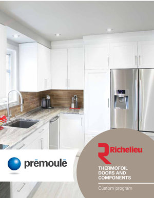 Prémoulé - Thermofoil doors and components
