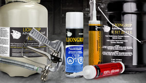 Glues, Silicones and Caulking