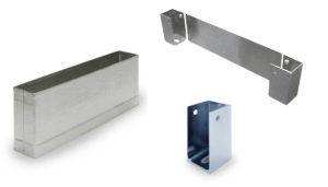 Pilaster Hardware