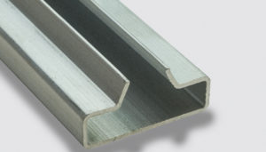 Power Bar For Slat Wall Insert