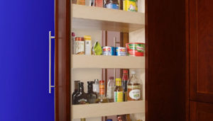 Series 301-2590 Pull-Out Pantry Slide