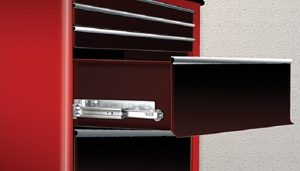 Interlock File Drawer Slide