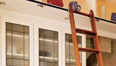 Wood Sliding Ladders