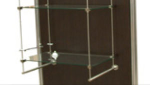 Steel Rod Display System
