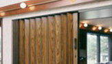 Non-Acoustic Accordion Doors (Canada only)