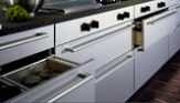 Stainless Steel Doors and Drawer Fronts