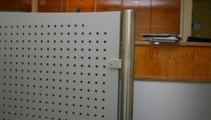 Aluminum Screening Panels