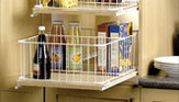 Sliding Shelf Railings