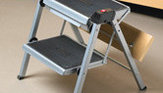 Fold-away Stepstool