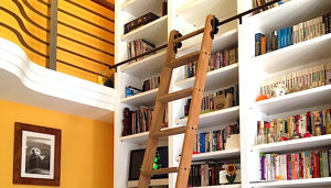 Rolling Ladder Hardware