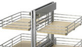Sliding Basket Systems
