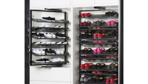 Shoe Fences and Organizers