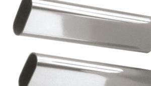 Steel Oval Closet Rods