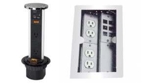 Communication and Power Access Boxes