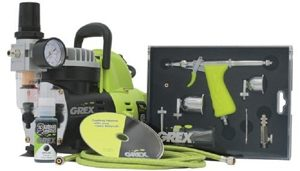 Specialized Equipment for Finish Painting