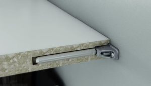 Concealed Shelf Support