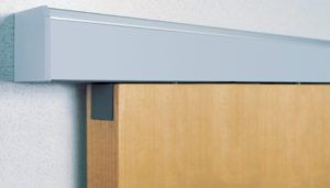 Concealed Hardware for Interior Sliding Doors