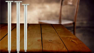 Stainless Steel Table Legs for Outdoor Use