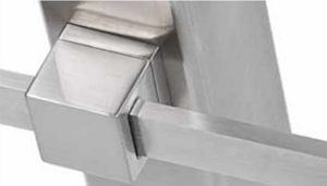Rectangular Filling Bars for Railing