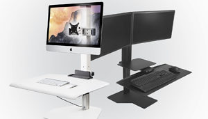 Sit/Stand Workstations