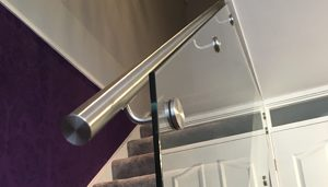 Handrail Bracket for Glass