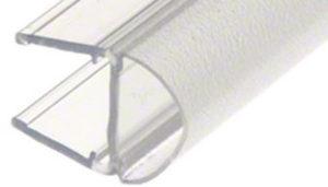 Sealing accessories for glass door shower door or sliding door vertical gasket and bumper transparent for glass door planetlyrics Choice Image