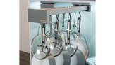 Blum pull-out rack