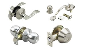 Residential Door Locksets