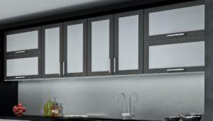 Cabinet Doors Aluminum Framed Richelieu Hardware