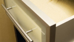 Drawer fronts in Cabinet Doors - Aluminum Framed