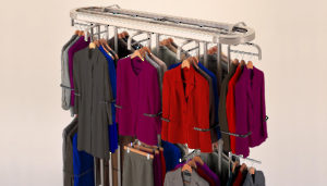 Revolving Closet System