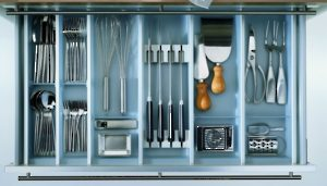 Cutlery Dividers for Cuisio System