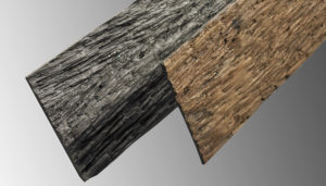 Wood Edgebanding - Bark