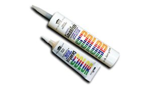 Custom Colored Acrylic Latex Caulk with Silicone