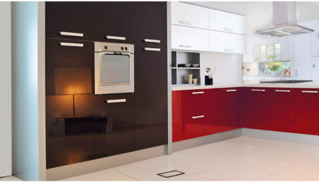 Harmony Acrylic Panels and Cabinet Doors