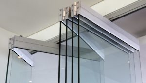 Movable Glass Wall and Partitions
