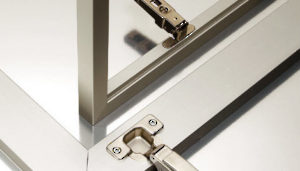 Hinges for Aluminum Door Frames