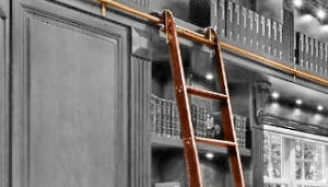 Extension Ladders for Wine Cellar