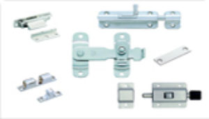 Stainless Steel Latches and Catches