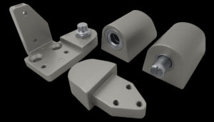Door Hinges, Strap Hinges, and Pins for Commercial Use