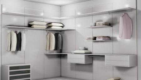 Vertiko Creative Closet Solutions