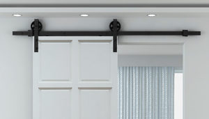 Visible Systems for Sliding Doors