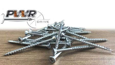 PWR DRIVE Screws from Richelieu